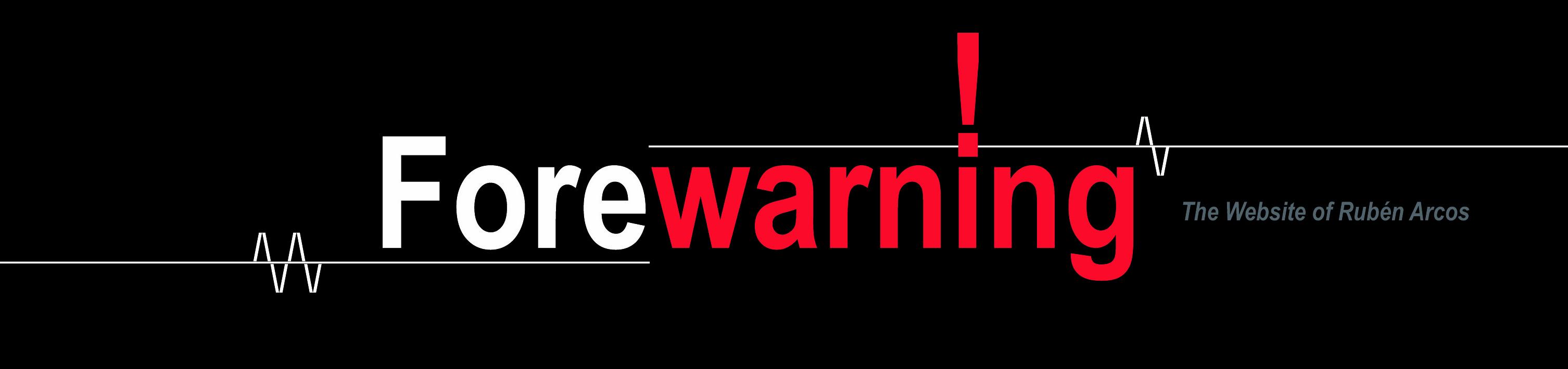 Forewarning Logo