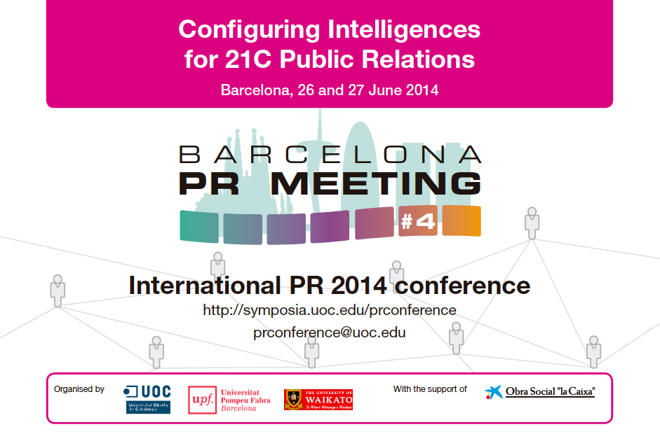 Barcelona Public Relations Conference 2014